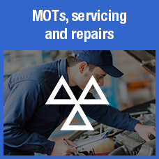 Servicing, Repairs and MOT at Bluebird Garage Colchester